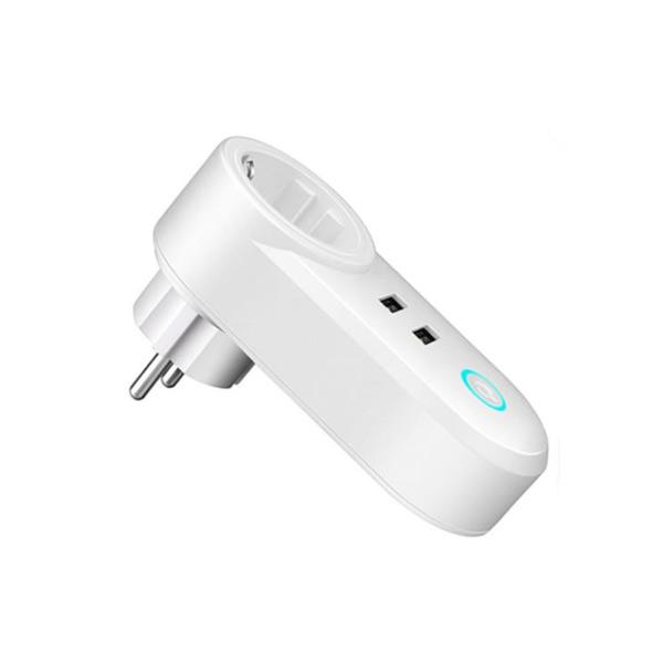 Wifi EU Smart Plug with USB