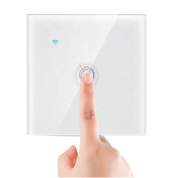 Wifi Touch Switch 1-Gang