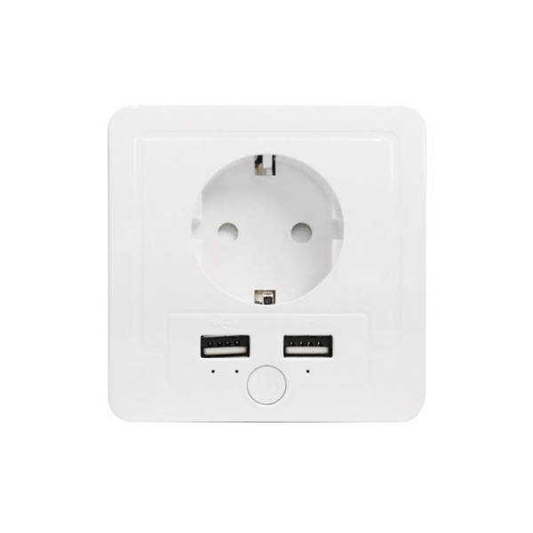 Wifi Wall Socket EU with USB